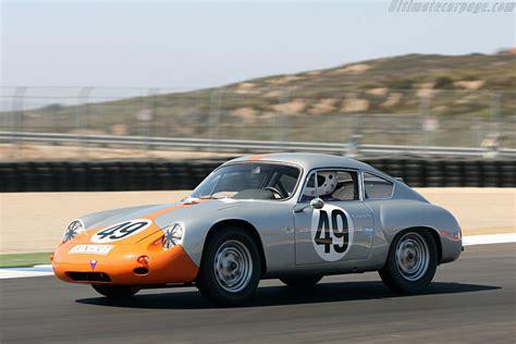 Porsche 356 GTL Abarth - Chassis: 1016 - 2006 Monterey ...