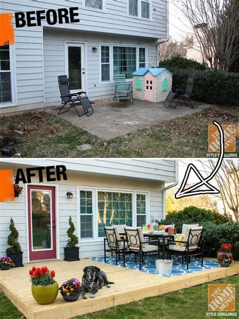 stunning  budget floating deck ideas   home homesthetics inspiring ideas