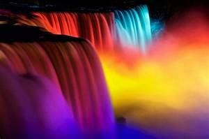 Information Hub Of Besties : Niagara Falls' Stunning Festival of Rainbow Lights