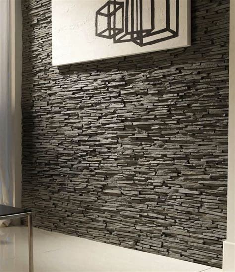 Faux Stone Wall Interior  Google Search  Home Of The. Free Standing Pantry. Spanish Floor Tiles. Lime Green Curtains. Ceramic Tile Backsplash