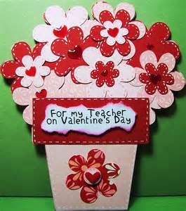Teachers Valentine's Day Card