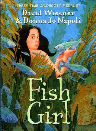 fish girl  david wiesner