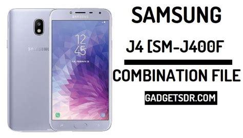 samsung sm j400f combination file firmware rom