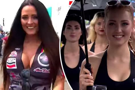 motogp news meet sexy germany gp paddock girls