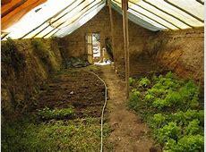 Easy To Build Underground Greenhouse Home Design, Garden