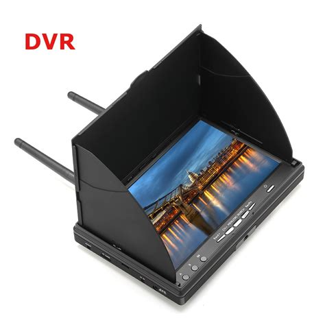 Eachine Lcdd Inch Monitor With Dvr