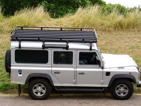 land rover      roof racks patriot products