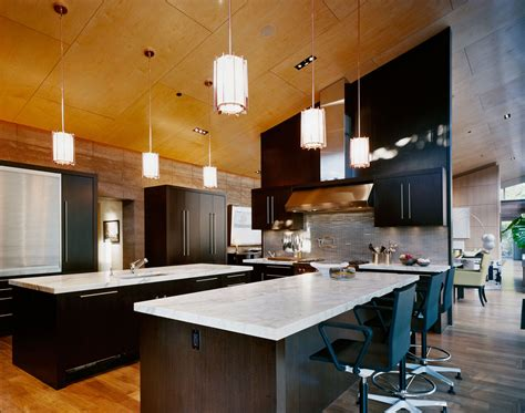 Kitchen Bar Island Kitchen Island Breakfast Bar Lighting Imposing Contemporary Home In Aspen Colorado