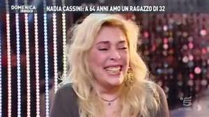 Domenica Live, Nadia Cassini in stato confusionale. La D ...