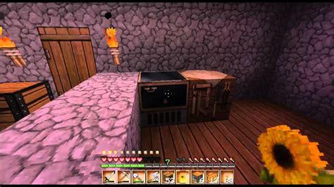 Let's Play Minecraft (deutsch) #21  Küche Einrichten