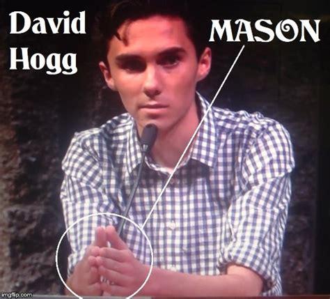 David Hogg Memes - david hogg masonic agent of lucifer imgflip