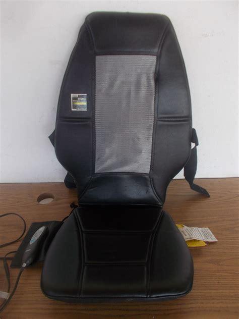 si鑒e de homedics asiento masajeador homedics para ofician sala descanso a654 499 00 en mercado libre