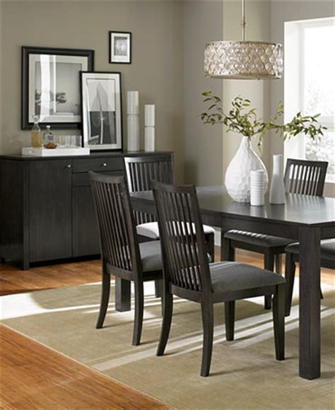 macys dining room chairs slade dining room furniture collection furniture macy s