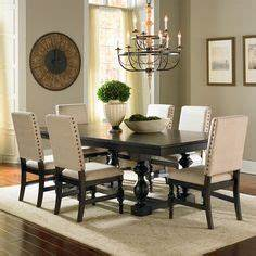 Oyster Bay Montauk Rectangular Dining Table With Slate