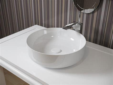aquatica metamorfosi wht  ceramic bathroom vessel sink