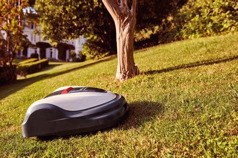 rasenroboter kabel verlegen roboter  heim und garten seniorweb begrenzungskabel verlegen