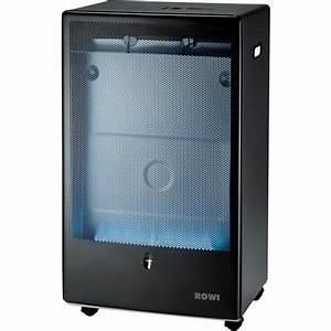 Poele A Gaz Avec Thermostat : poele a gaz flamme bleue 4200w avec thermostat ~ Premium-room.com Idées de Décoration