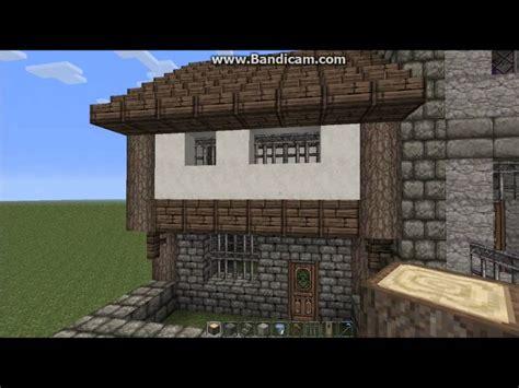 minecraft modular medieval town tutorial  youtube