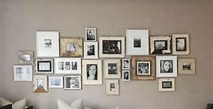 Wand Mit Fotos Dekorieren : gem tlichkeit f r wenig geld ~ Markanthonyermac.com Haus und Dekorationen