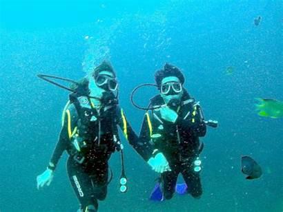 Diving Scuba Shipwreck Romantic Divescotty Bernie