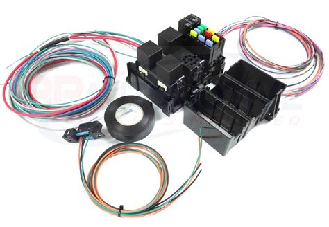 Lt1 Fuse Box Kit by Ls Diy Harness Rework Fuse Block Kit For Ls