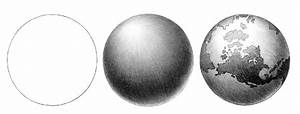 Shaded Drawn Planets (page 4) - Pics about space