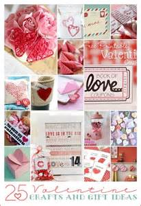 Craft Idea Valentine Gifts