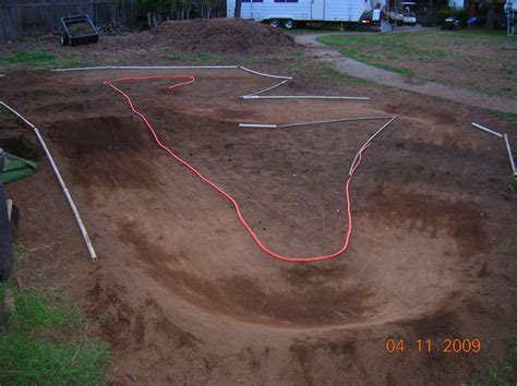 Backyard Rc Track by Back Yard Rc Page 3 R C Tech Forums