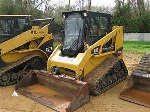 Cat 247b Series Ii Skid Steer Loader