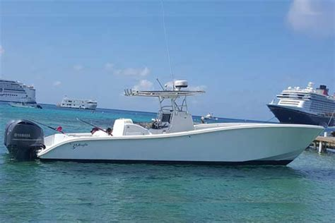 Yellowfin Boat Detailing by Boats For Sale Boating Made Easy Cayman Islands