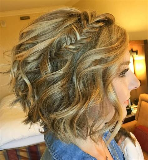 60 Creative Updo Ideas for Short Hair (With images