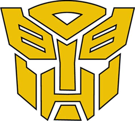 Pictures Of Bumble Bee Transformer Transformers Autobots Logo Vector Ai Free Download