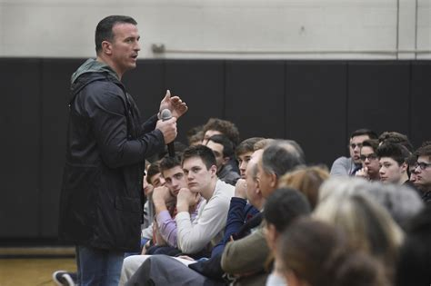 Xavier Students Hear Tales Of Addictions First Day From