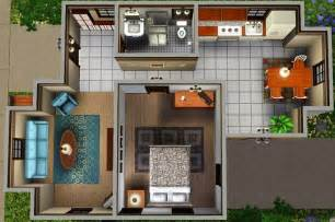 Simple Sims Mansion Floor Plans Ideas by Mod The Sims Quot Ledomus Quot Starter Home Plan 1 No Cc