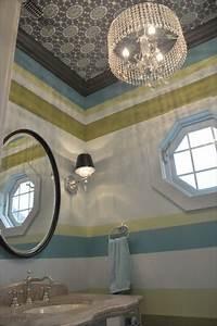 Feuchtraumtapete Fürs Bad : tapete badezimmer decke inspiration design raum und m bel f r ihre wohnkultur ~ Sanjose-hotels-ca.com Haus und Dekorationen