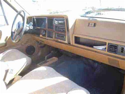 1986 jeep comanche interior purchase used 1986 jeep comanche x standard cab pickup 2