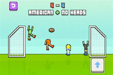 soccer physics game funnygamesin