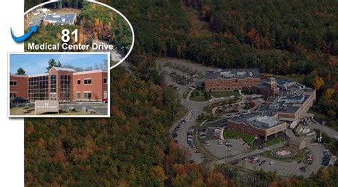 mid coast hospital find  parking
