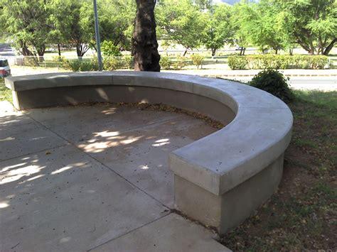 concrete patio table and benches concrete cement colored