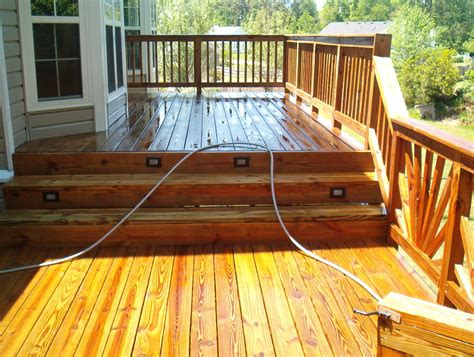 cleaning wood deck with wood decks pressure cleaning wood decks