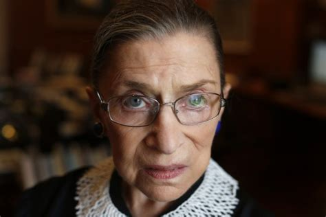 justice ruth bader ginsburg weighs   healthcare women