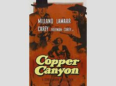 Copper Canyon 1950 — The Movie Database TMDb