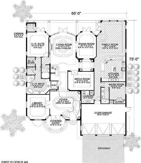 5 Bedroom 5 Bath Coastal House Plan #ALP 01C0 Coastal