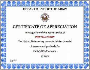 army certificate of completion template dtk templates With army certificate of completion template