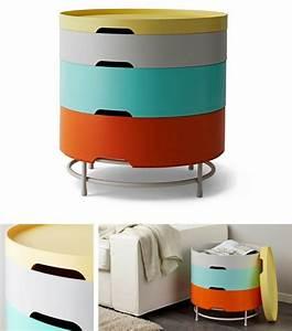 Ikea Table Appoint : top 16 des meubles multifonctions gain de place pour toute la maison ~ Teatrodelosmanantiales.com Idées de Décoration
