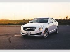 Review 2016 Cadillac ATS 36L Sedan Canadian Auto Review
