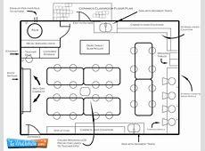 Ceramics Classroom Floor Plan