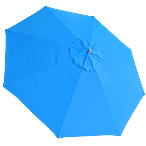13ft umbrella replacement canopy cover 8 ribs outdoor