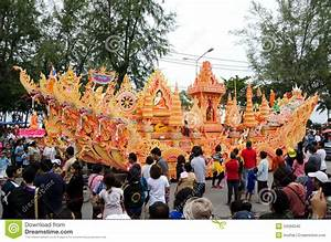 Lak Phra Tradition editorial image. Image of sculpture ...