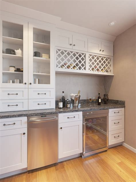 aspen white shaker ready  assemble kitchen cabinets kitchen cabinets